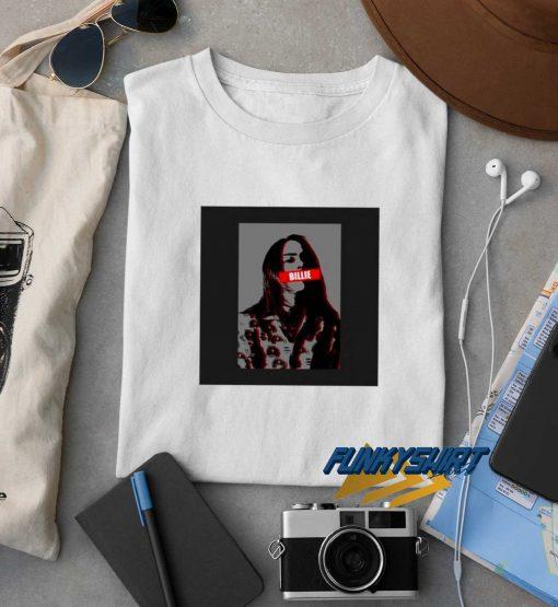 Billie Eilish Printed Art t shirt