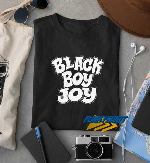 Black Boy Joy t shirt