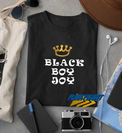 Black Boy Joy New t shirt
