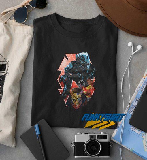Black Panther Movie Scene t shirt