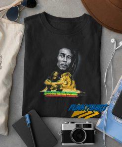 Bob Marley Lion t shirt