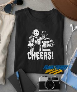 Cheers Friday The 13th t shirt