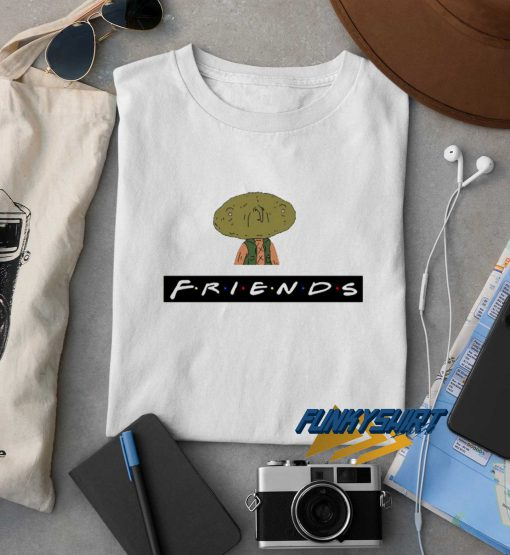 Clarence Friends Parody t shirt