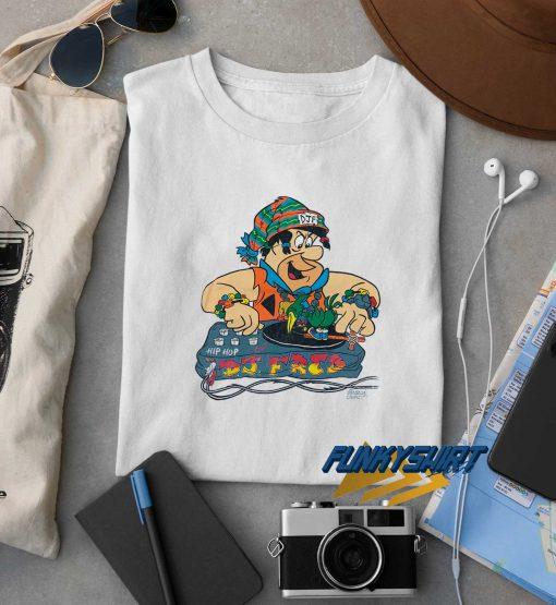 Dj Fred Hip Hop t shirt