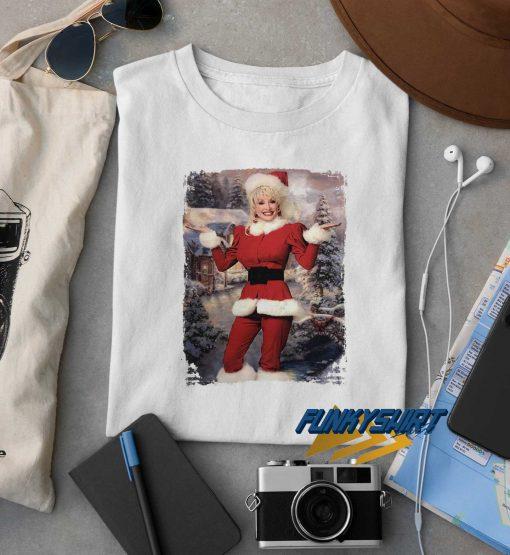 Dolly Parton Christmas t shirt