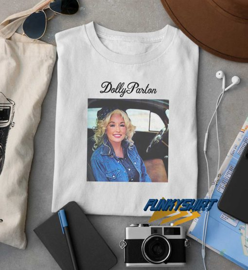 Dolly Parton Photo t shirt