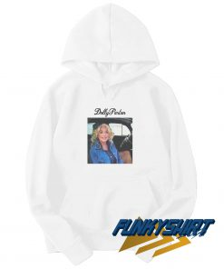 Dolly Parton Photo Hoodie