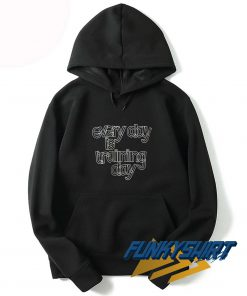 Everyday Is Training Day Logo Hoodie