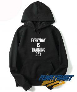 Everyday Is Training Day Vintage Hoodie