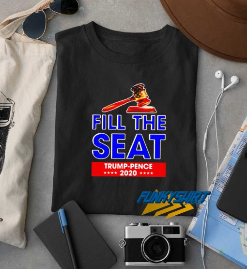 Fill The Seat Graphic t shirt