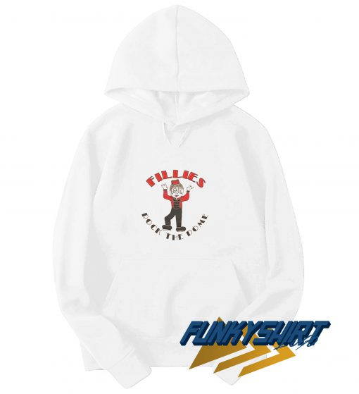 Fillies Rock The Dome Hoodie