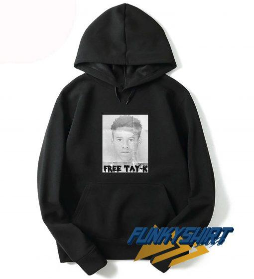 Free Tay K Poster Hoodie