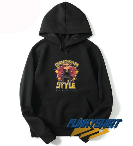 Gangnam Style Sexy Lady Hoodie