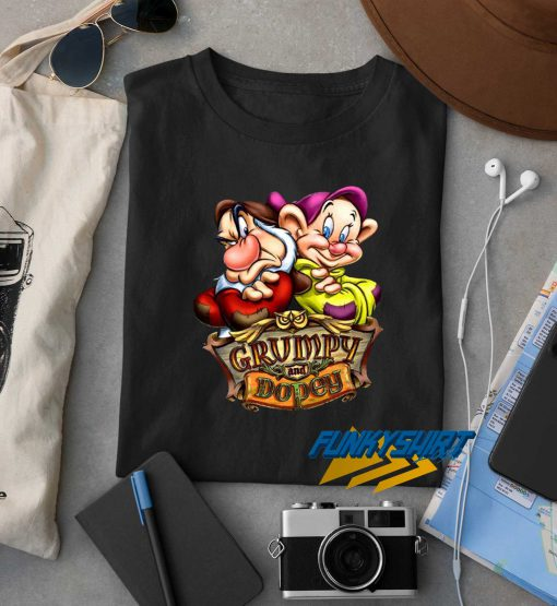 Grumpy And Dopey t shirt