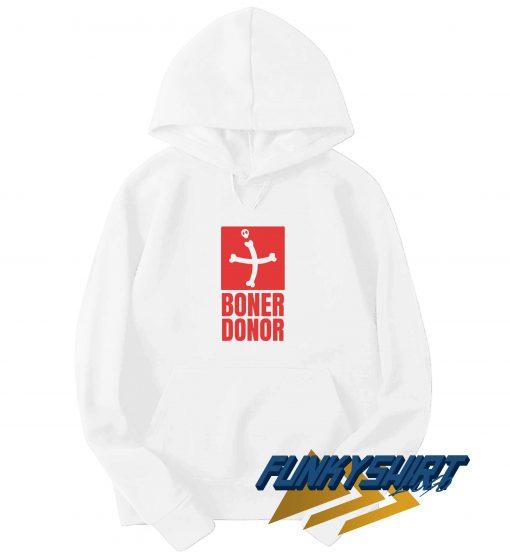 Halloween Boner Donor Hoodie