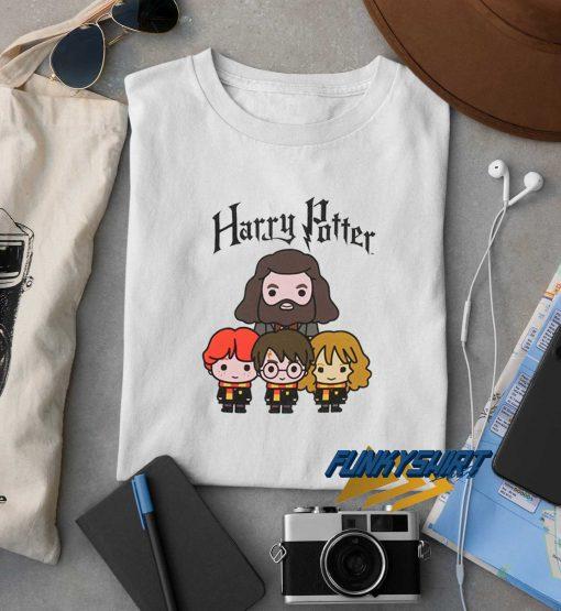 Harry Potter Chibi t shirt