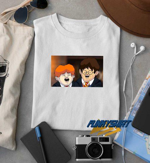 Harry Potter Parody t shirt