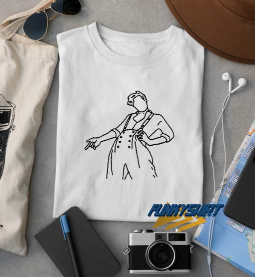 Harry Styles Outline t shirt