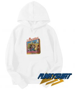 Hide From Reality Board Game Hoodie