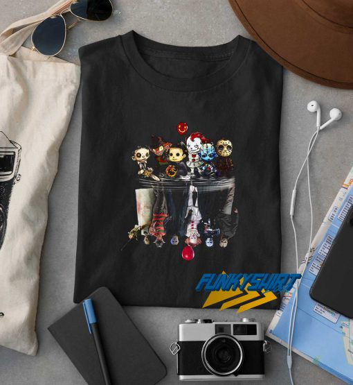 Horror Movie Characters t shirt