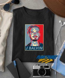 J Balvin Retro t shirt