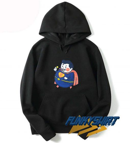 Johnny Cupcakes Superman Hoodie