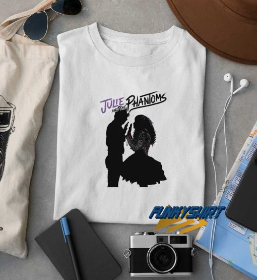 Julie And The Phantoms Silhouette Phantoms t shirt