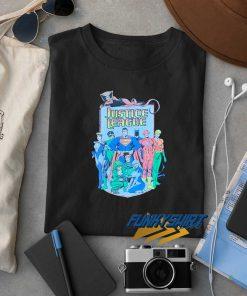 Justice League Superhero t shirt