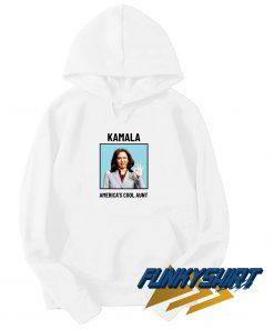 Kamala Americas Cool Aunt Hoodie