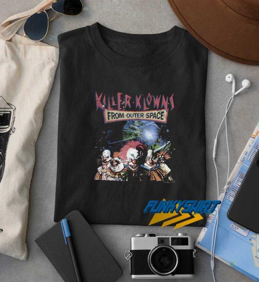Killer Klowns Space t shirt