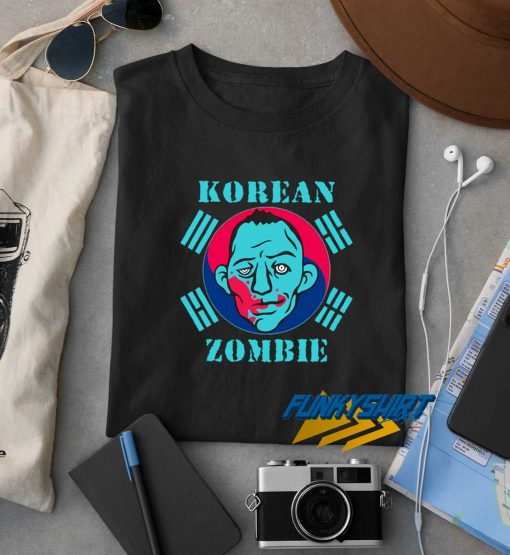 Korean Zombie t shirt
