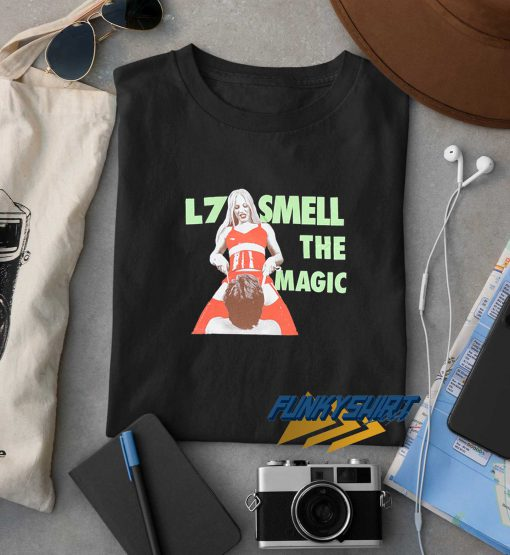 L7 Smell The Magic t shirt