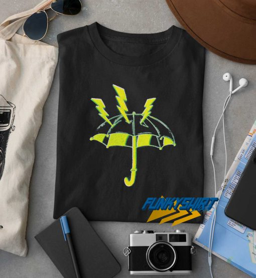 Lightning Struck Umbrella t shirt