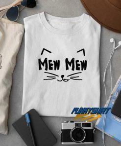 Mew Mew Kawaii t shirt