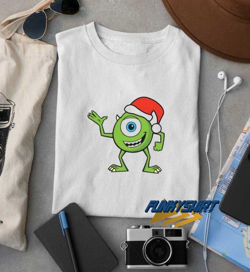 Mike Wazowski Christmas t shirt