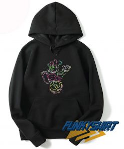 Minnie Mouse Colorful Hoodie