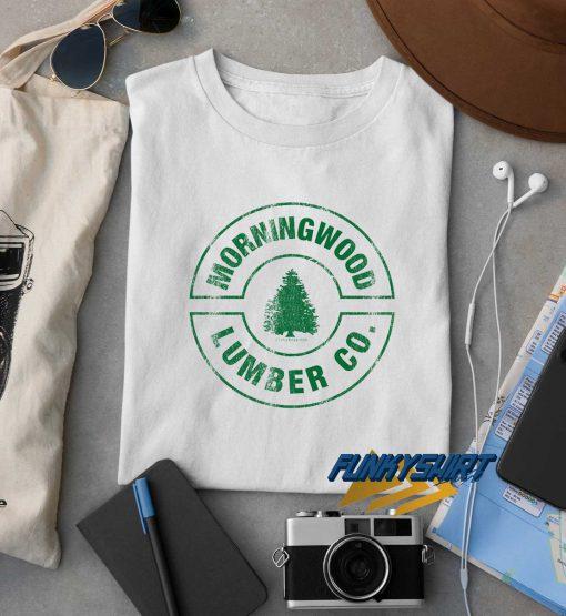 Morningwood Lumber Co t shirt