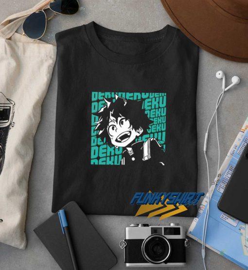 My Hero Academia Deku t shirt