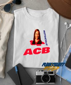 Notorious Acb Art t shirt