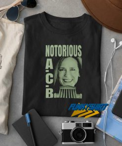 Notorious Acb Face t shirt