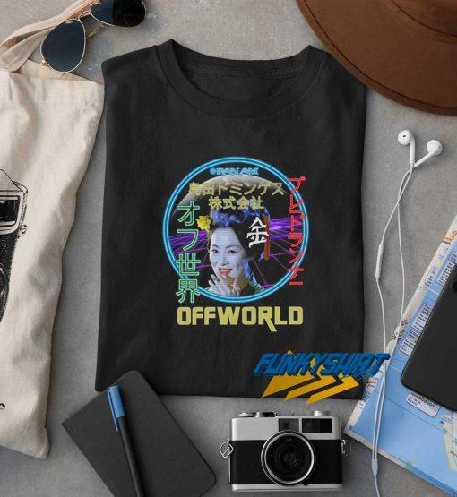 Offworld Japanese t shirt