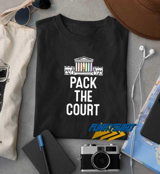 Pack The Court LGBTQ t shirt