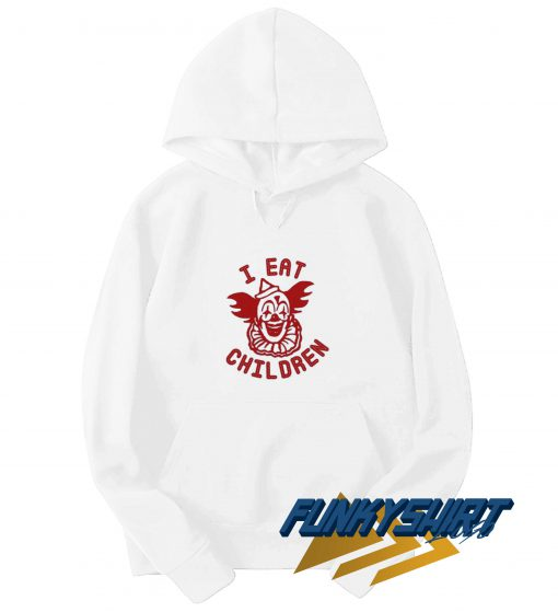 Pennywise I Eat Children Hoodie