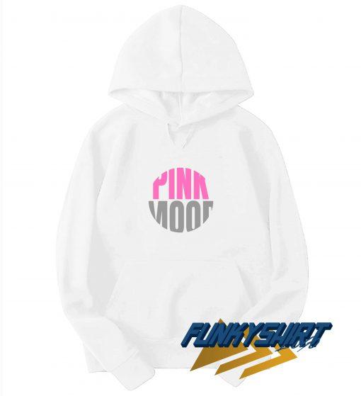 Pink Mood Graphic Hoodie