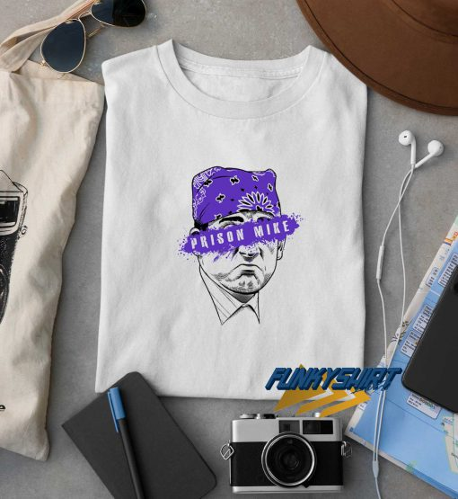 Prison Mike Graphic t shirt