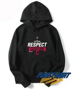 Respect Cleveland Logo Hoodie