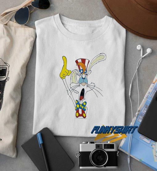 Roger Rabbit For President t shirt