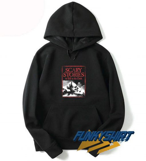 Scary Stories Cover Hoodie