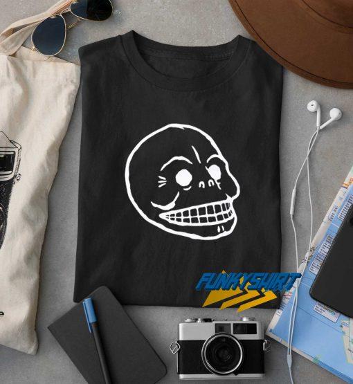 Scoop Skull t shirt