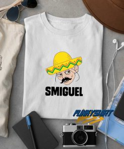 Smiguel Graphic t shirt